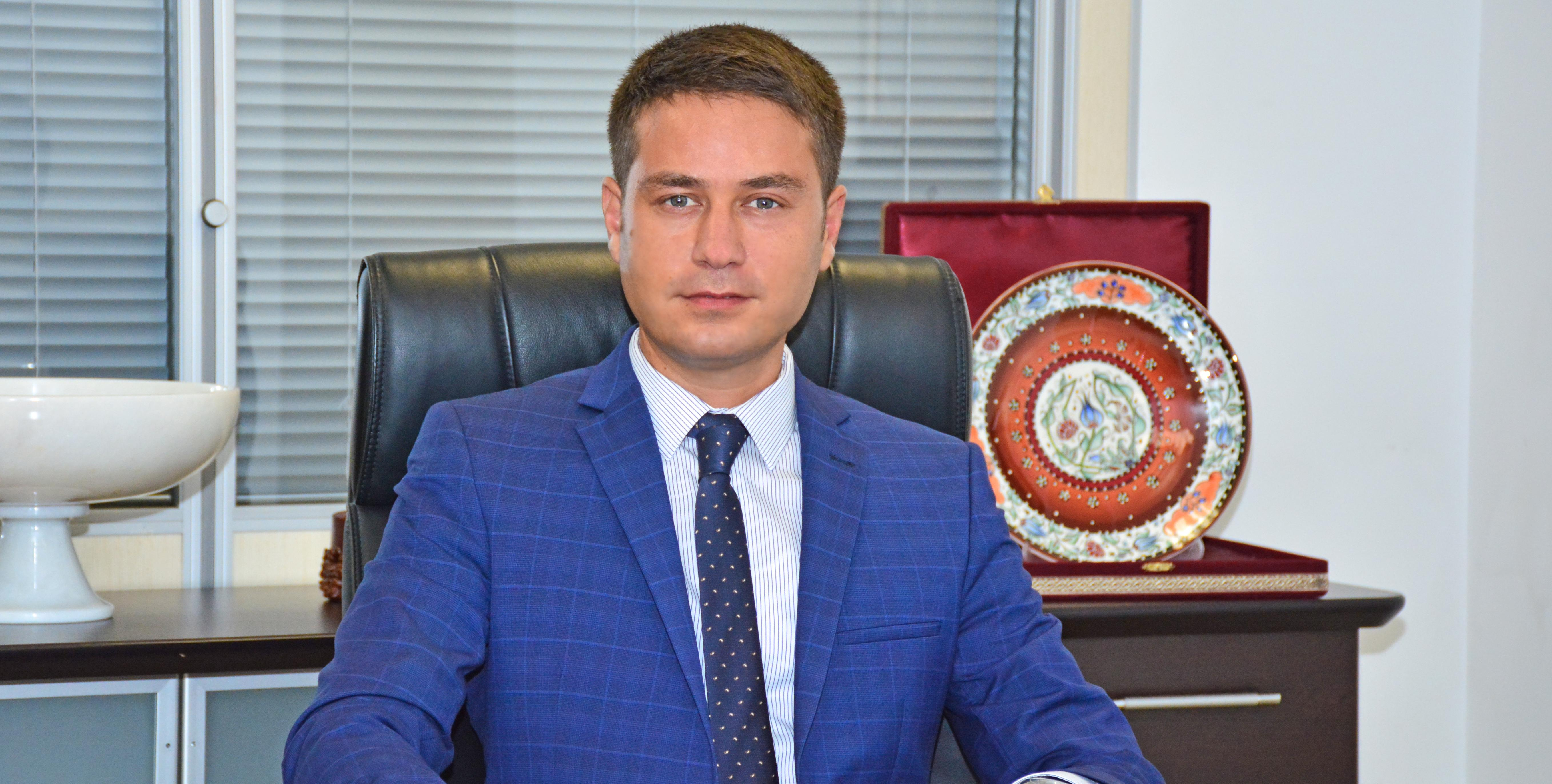 Ayın AVM Müdürü: İskender Turhan