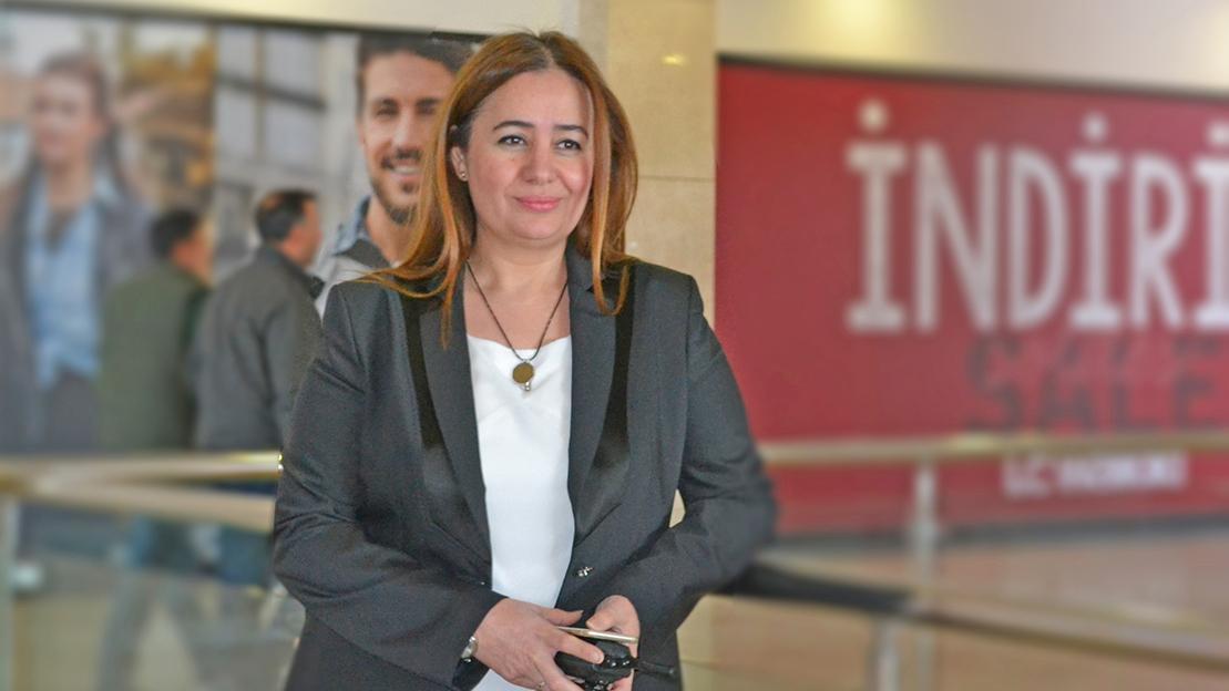 """Nazlı Özdemir: """"Movapark Alışveriş ve Yaşam Merkezi açıldığı günden bu yana bölgenin en aktif alışveriş merkezi olarak adından söz ettiriyor."""""""