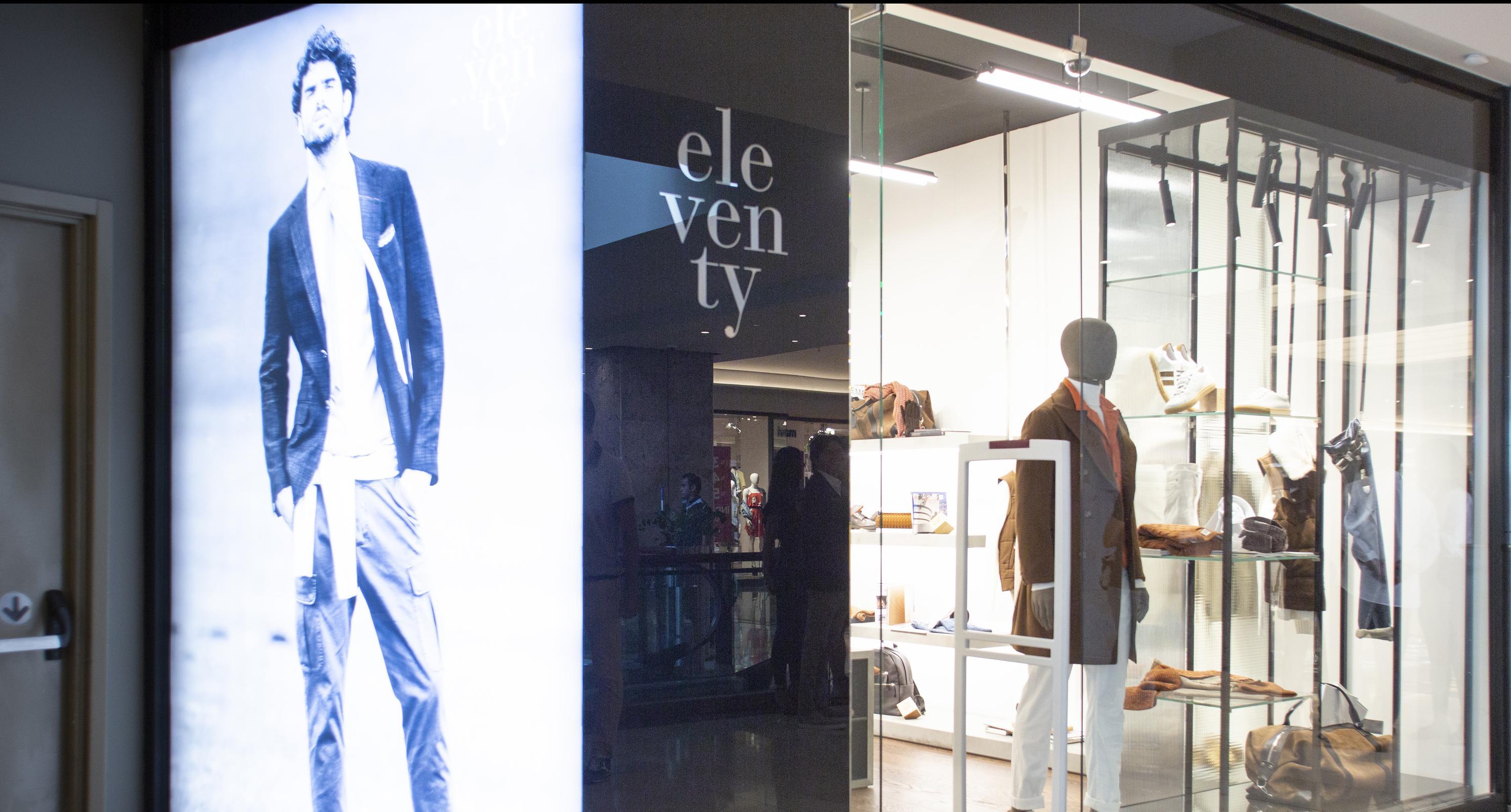 Eleventy Türkiye'deki İlk Mağazasını İstinyePark'ta Açtı!