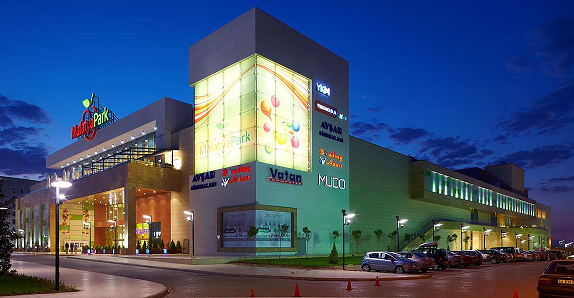 Mutlu Anların Merkezi Malatya Park Alışveriş ve Yaşam Merkezi