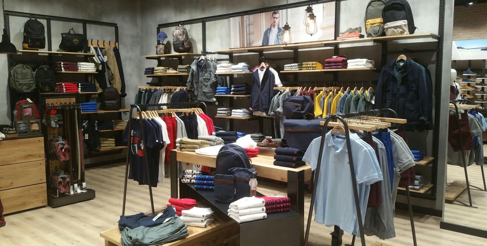 Timberland'in yeni mağazası Ankara Armada AVM'de açıldı