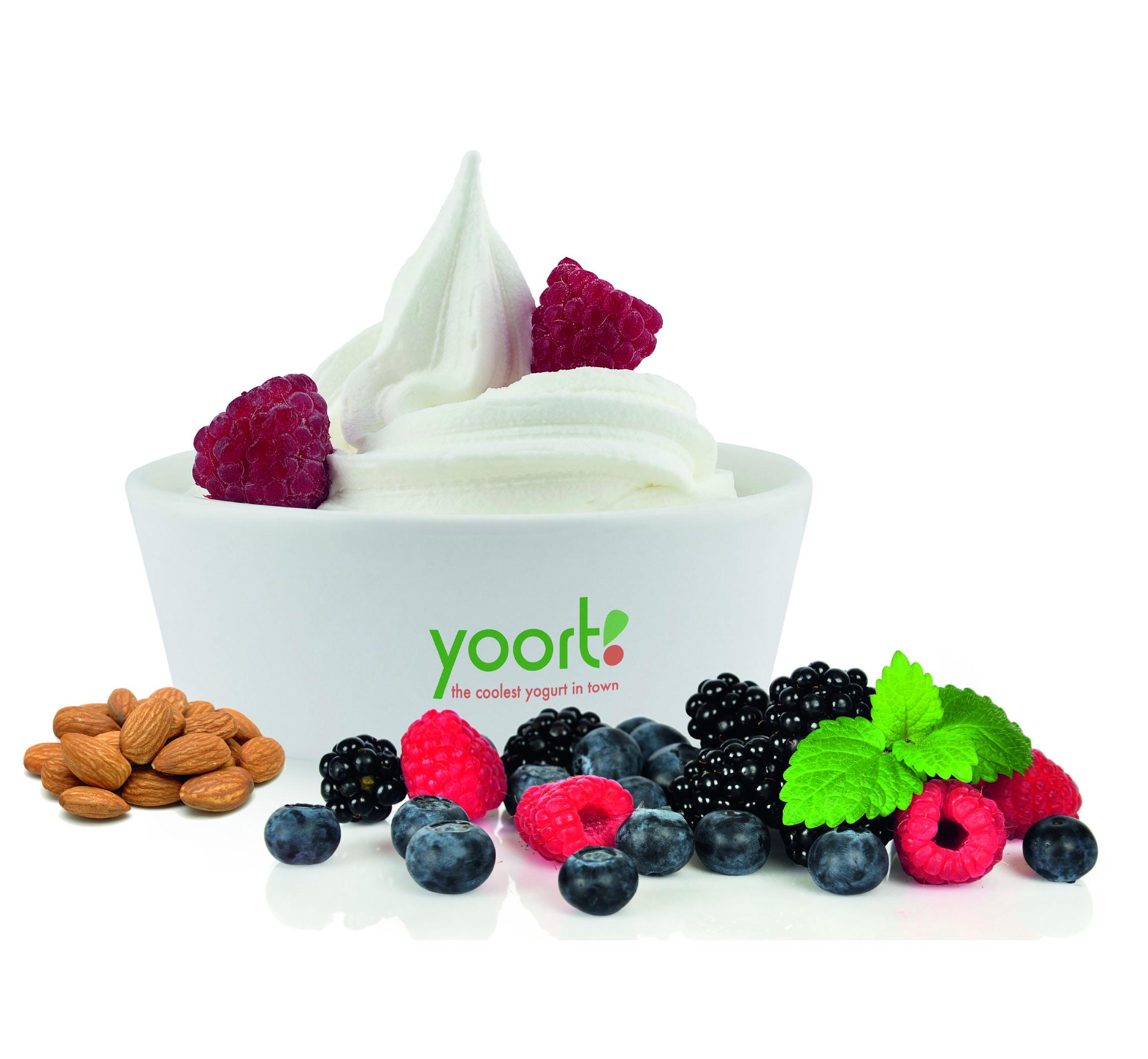 CGV Mars Entertainment Group  Türkiye'nin ilk donmuş yoğurt markası Yoort'u bünyesine kattı!
