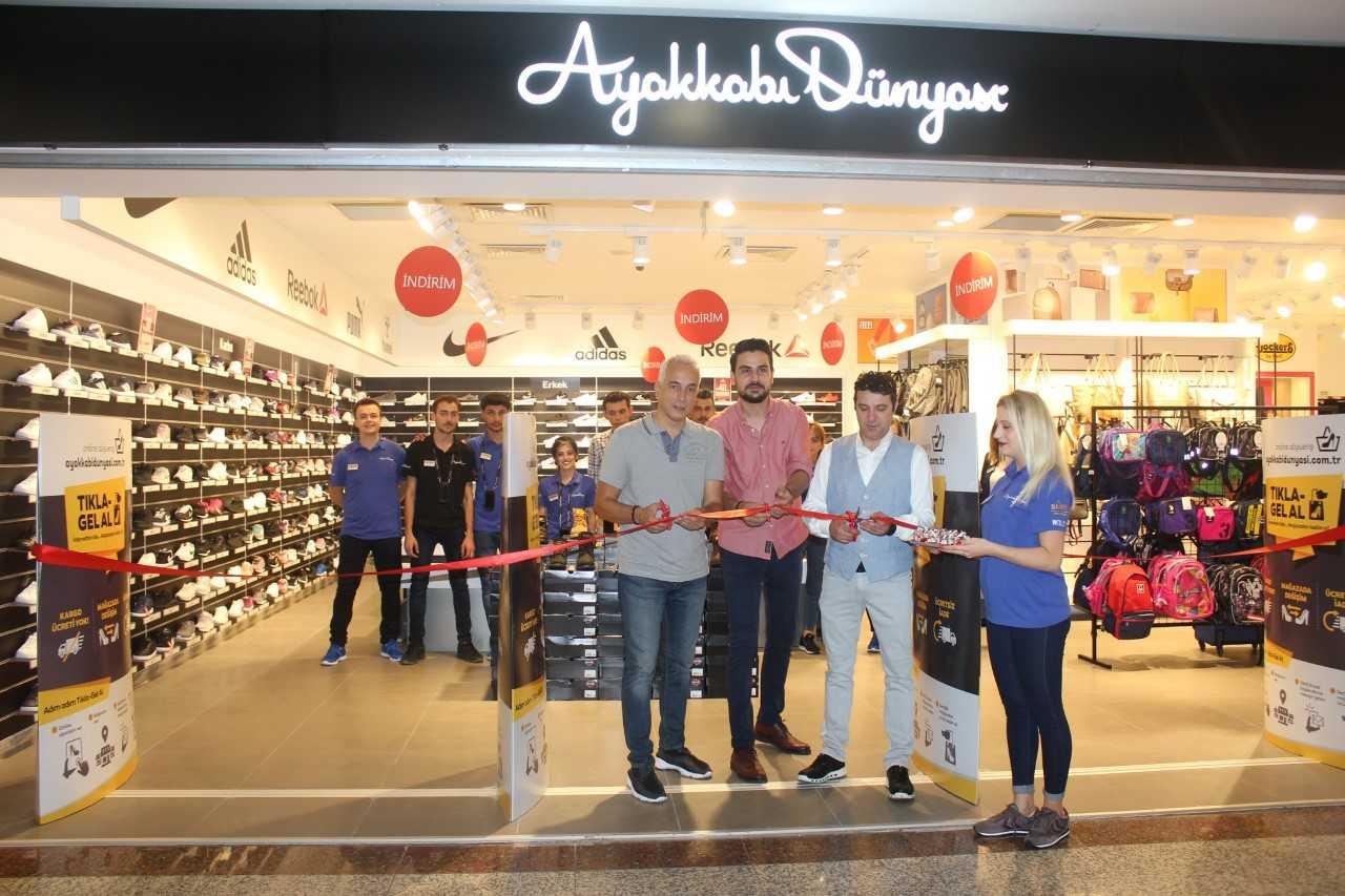 Ayakkabı Dünyası Zonguldak'taki 2. mağazasını Ereylin AVM'de açtı!