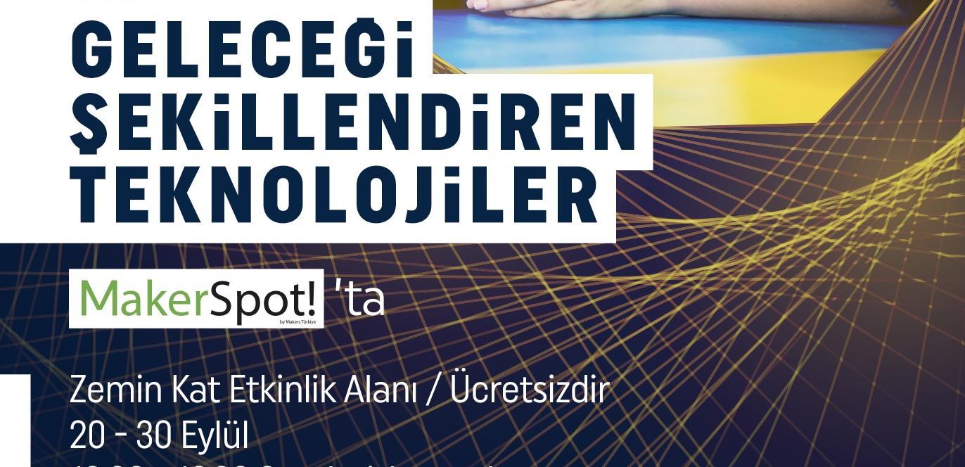 Bilim Kurgu Teknoloji Marmara Park'ta Deneyimleyin