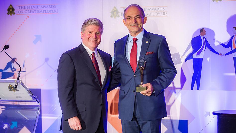 Migros, İş Dünyasının Oscar'ı  Stevie Awards for Great Employers'tan  Üç Ödülle Döndü