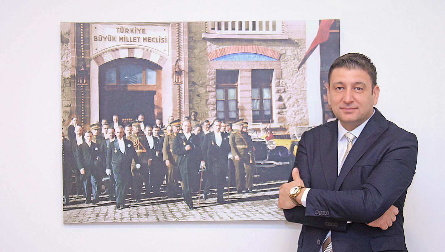 """Tepe Nautilus AVM Müdürü Ertuğ Turan: """"Hem kiracınızı hem ziyaretçinizi tanımak başarıya giden yolda ilk adım."""""""
