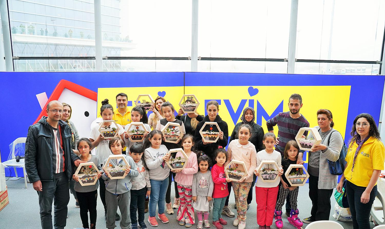 Anatolium Ankara AVM Hem Eğlendirdi Hem de Kazandırdı