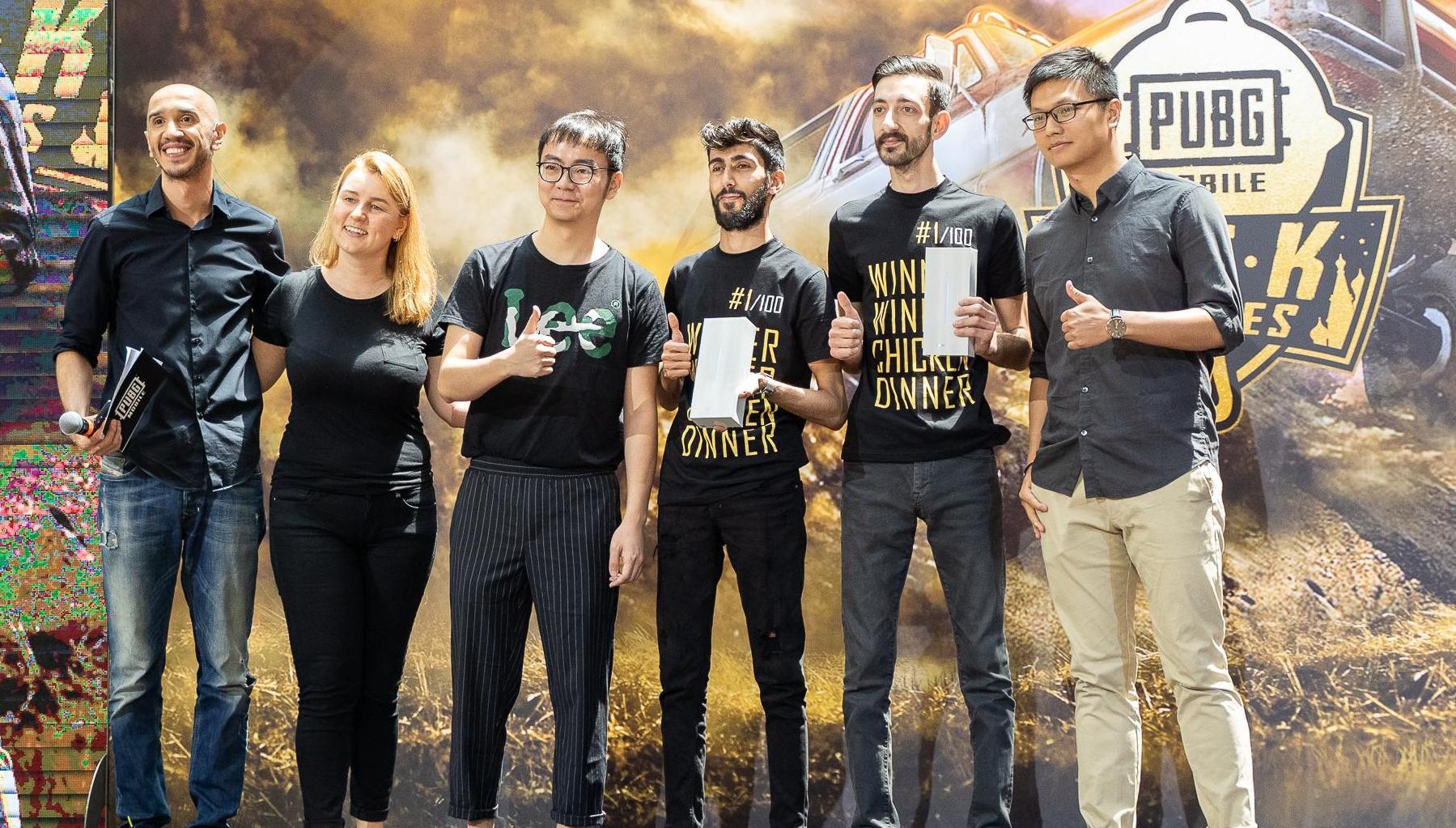 Türk takımı PUBG Mobile'da dördüncülüğü kaptı