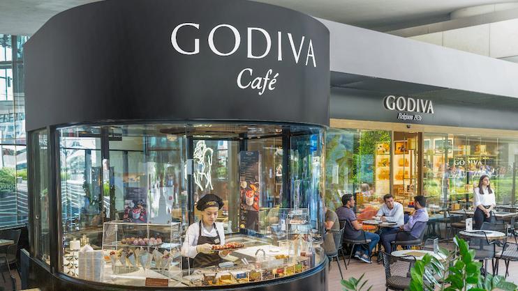 GODIVA CAFÉ ZORLU CENTER'DA SONBAHARI YENİLENEN KONSEPTİYLE KARŞILIYOR