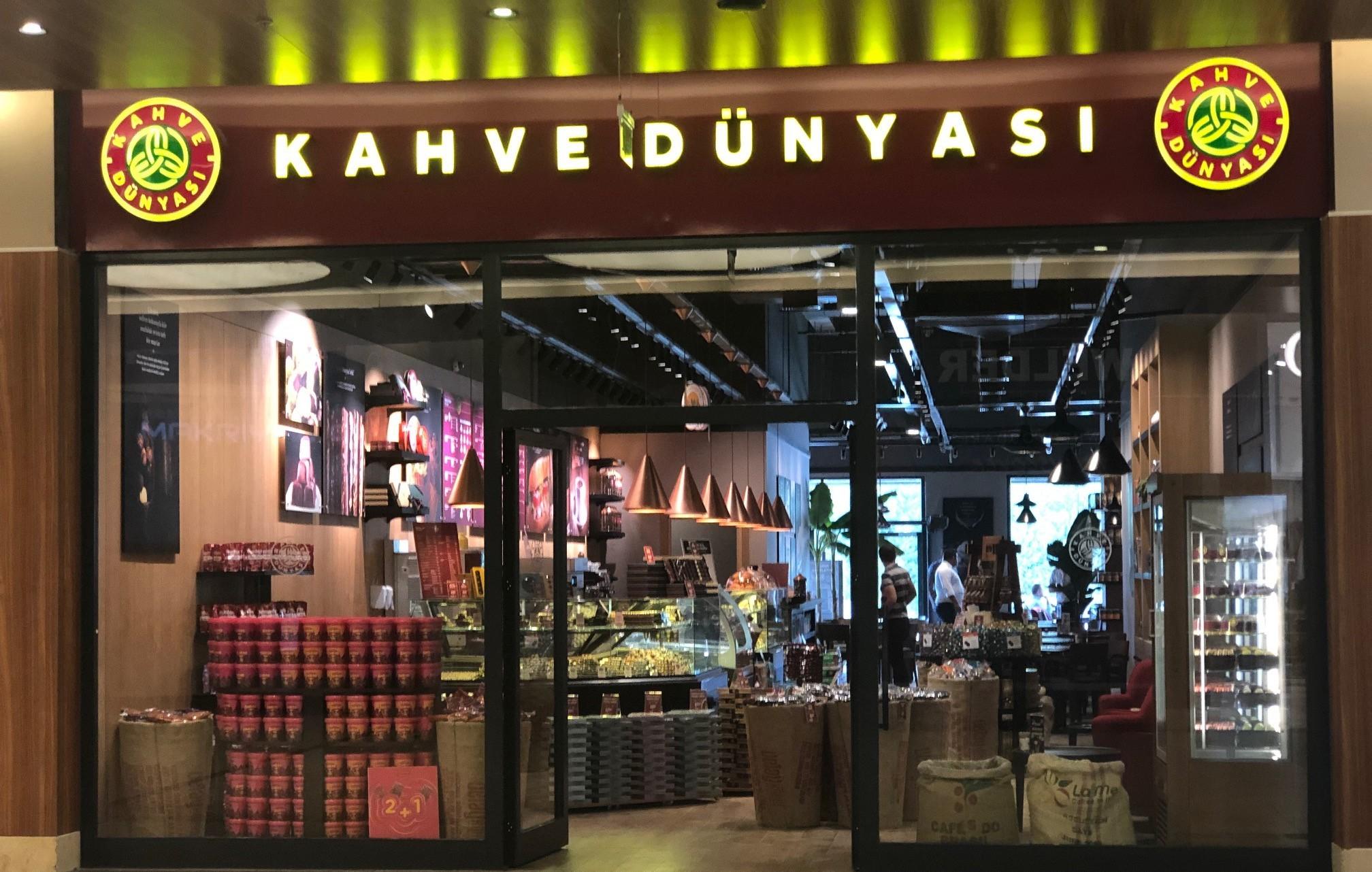 Kahve Dünyası bini aşkın lezzetiyle MalatyaPark AVM'de… Kahve Dünyası Malatya'daki İlk Mağazasını Açarak Malatyalılar'ı Eşsiz Lezzetleri ile Buluşturuyor!