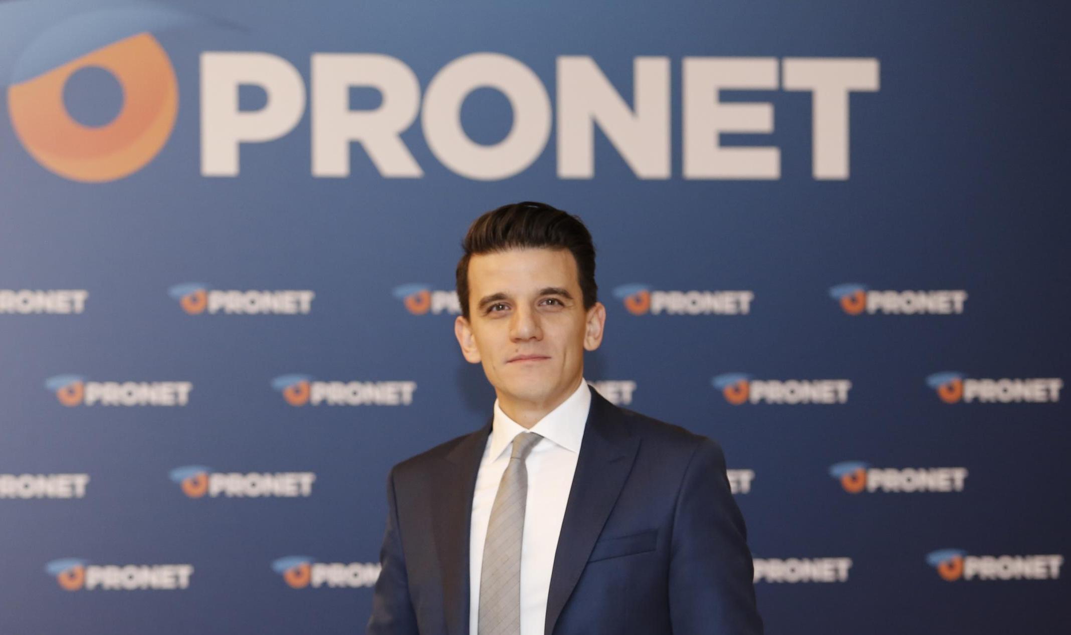 Pronet'in Pazarlamadan Sorumlu Genel Müdür Yardımcısı Olgun Kükrer oldu