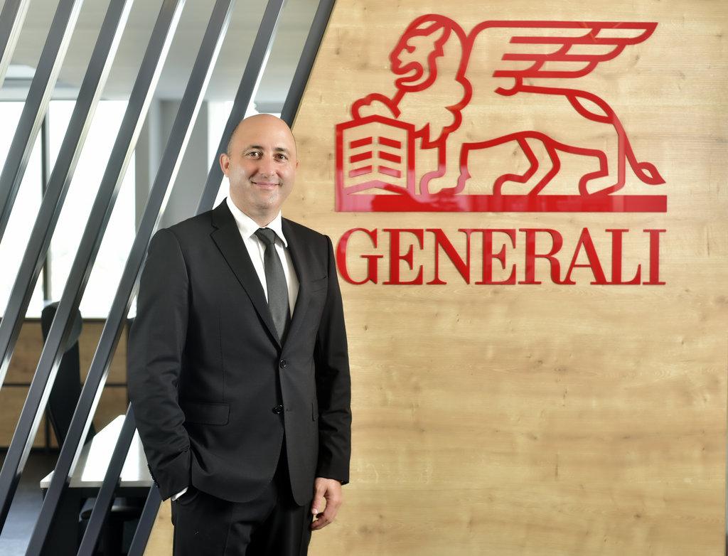 GENERALİ SİGORTA'NIN YENİ CEO'SU SYLVAİN DUCROS OLDU