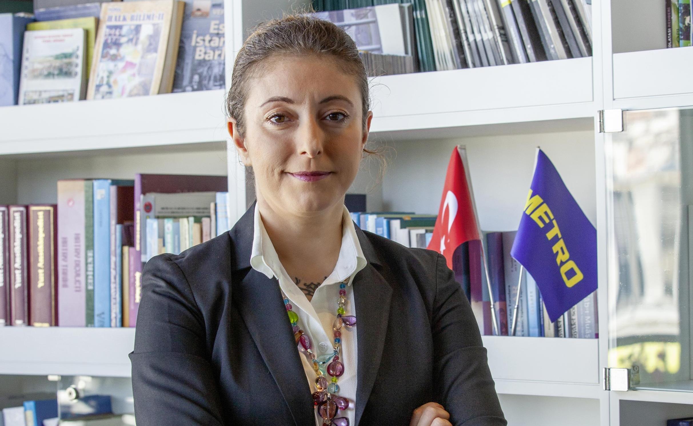 METRO TÜRKİYE'DE CEO'LUK GÖREVİNE SİNEM TÜRÜNG GETİRİLDİ