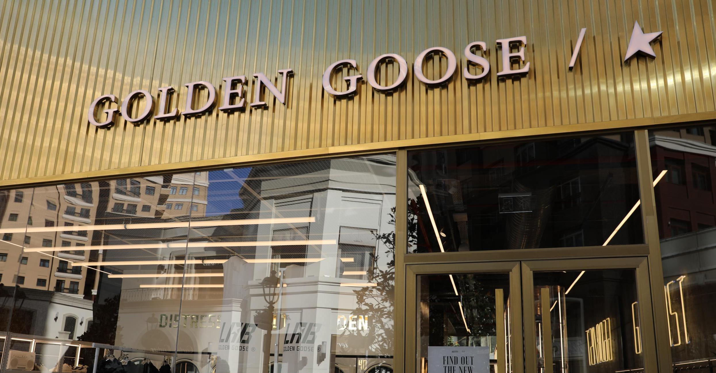 GOLDEN GOOSE'UN TÜRKİYE'DEKİ İLK MAĞAZASI EMAAR SQUARE MALL'DA AÇILDI