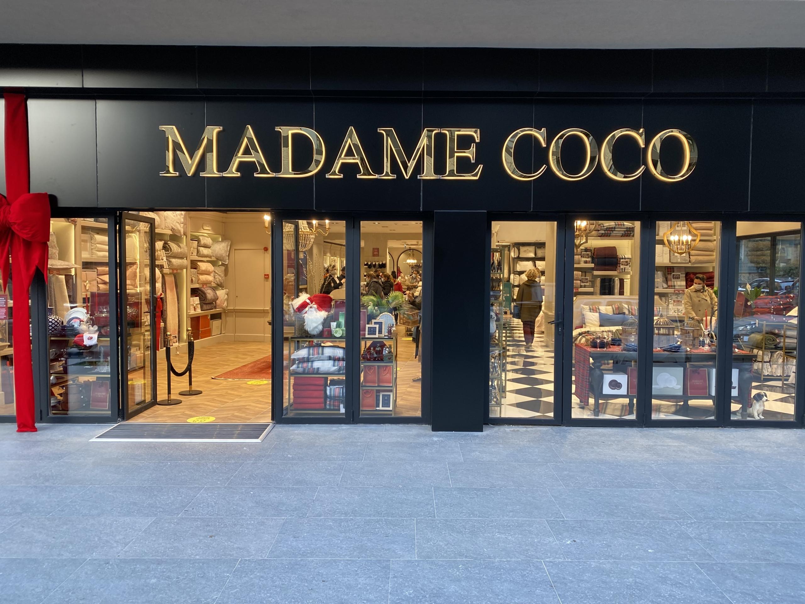 MADAME COCO, YURT DIŞINDA BÜYÜMEYE DEVAM EDİYOR
