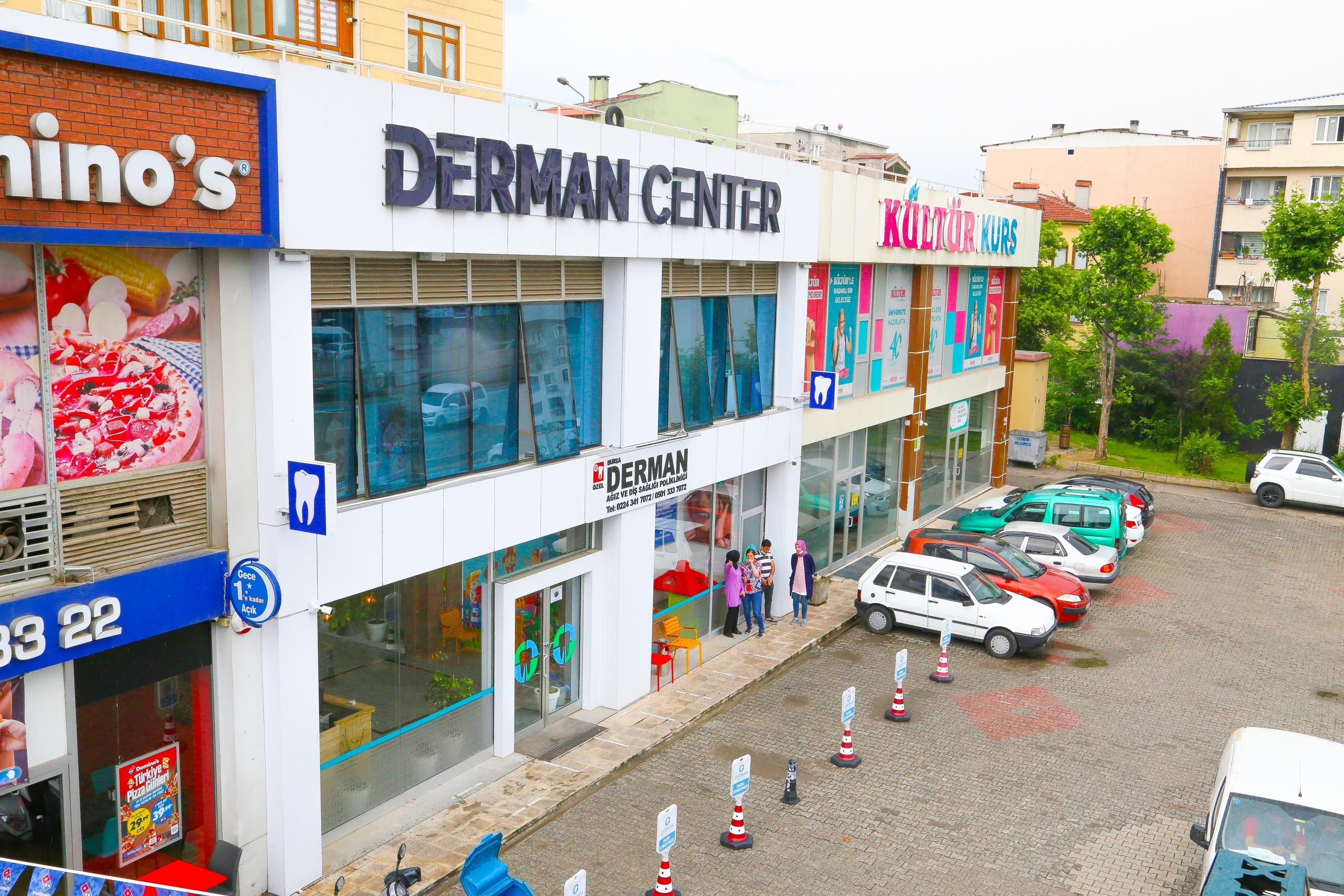 Bursa Derman Dental Ağız ve Diş Sağlığı Polikliniği Açıldı